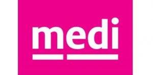 Medi Background Logo