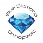 Blue Diamond Orthopedic Logo