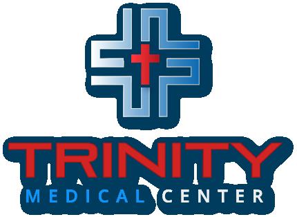 Trinity Medical Center Transparent Backround Logo
